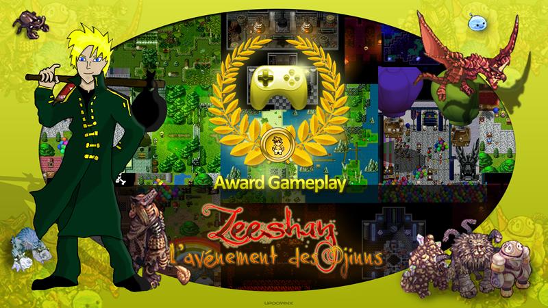 [RPG VX Projet terminé] Zeeshan l'avènement des djinns Gameplay-or_up_petit