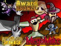 Award Gameplay de bronze