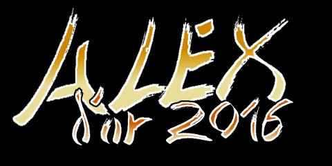 Alex d'Or 2016-2017 Alexdor2016_logo_verehn