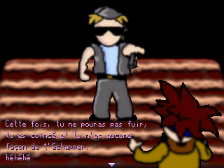 Screenshot de Rutipa's quest 3 (2003-2004)