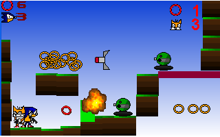 Sonic klik blast jeu session 2009 alex d 39 or 2019 - Jeu info sonic ...