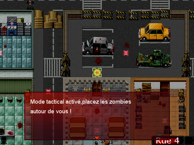 Tactical zombie system