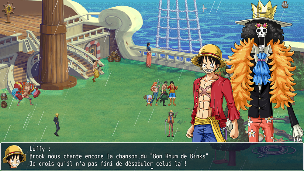 ONE PIECE rpg Multijoueur