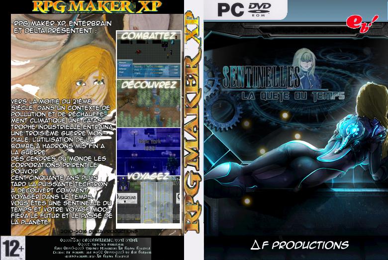 RPG MAKER XP Sentinelles la quête du temps 1020_Delta_Sentine10