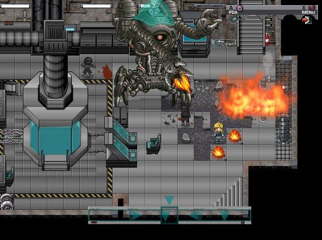 RPG MAKER XP Sentinelles la quête du temps 1020_Delta_Sentine7