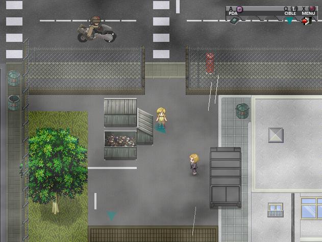 RPG MAKER XP Sentinelles la quête du temps 1020_Delta_Sentine9